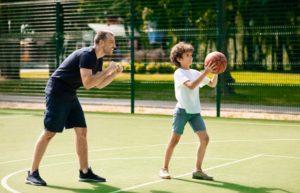 חינוך לספורט תחרותי