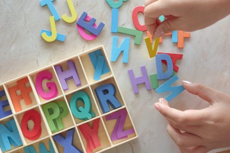 ערכה ללימוד אנגלית לילדים